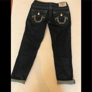 True Religion Modified Julie Jeans